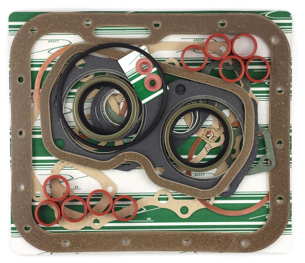 комплект прокладок прокладки двигателя fiat 126p 650, фото 1